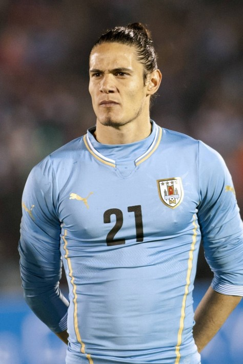 Elle Hot Soccer Players Uruguay Edinson Cavani Xln Hot
