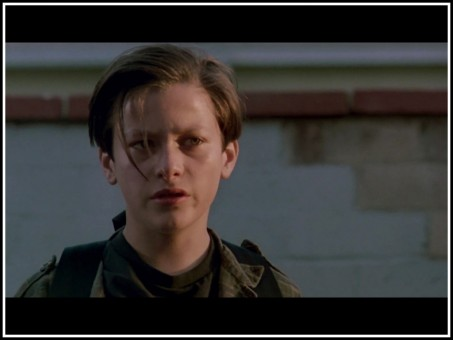 Edward Furlong As John Connor In Terminator Terminator