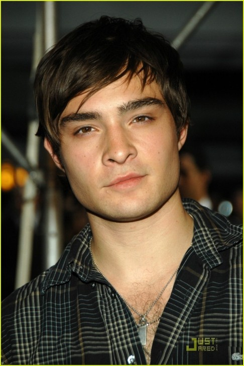Ed At The Sottp Premiere Ed Westwick Body