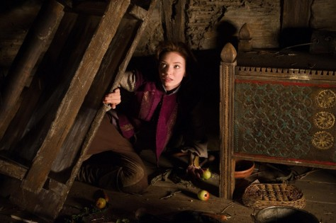 Still Of Eleanor Tomlinson In Jack Si Uriasii Large Picture