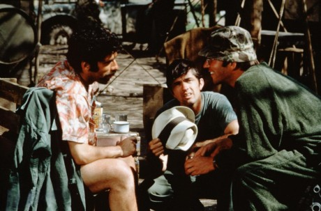 Picture Of Tom Skerritt Donald Sutherland And Elliott Gould In Mash Large Picture Hot