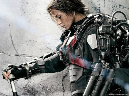 Emily Blunt Edge Of Tomorrow Wallpaper Hd Edge Of Tomorrow