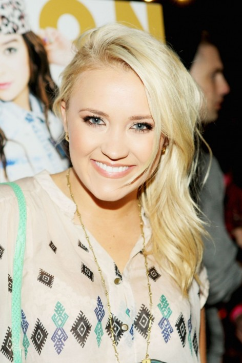 Emily Osment At Nylon Magazine Young Hollywood Party In Los Angeles