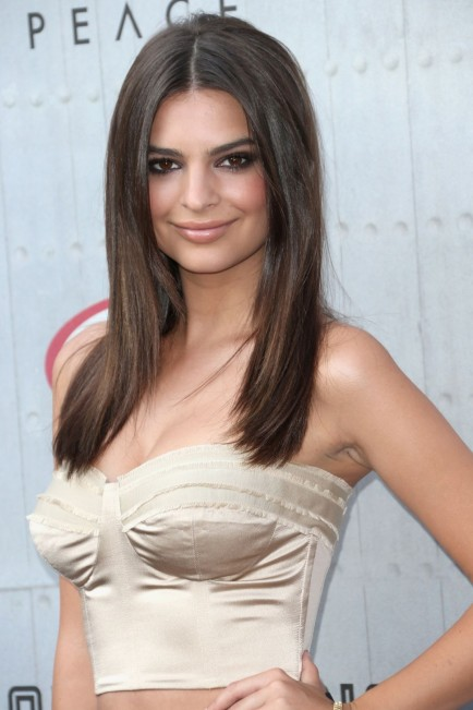 Emily Ratajkowski At Spike Tv Guys Choice Awards In Culver City Tv