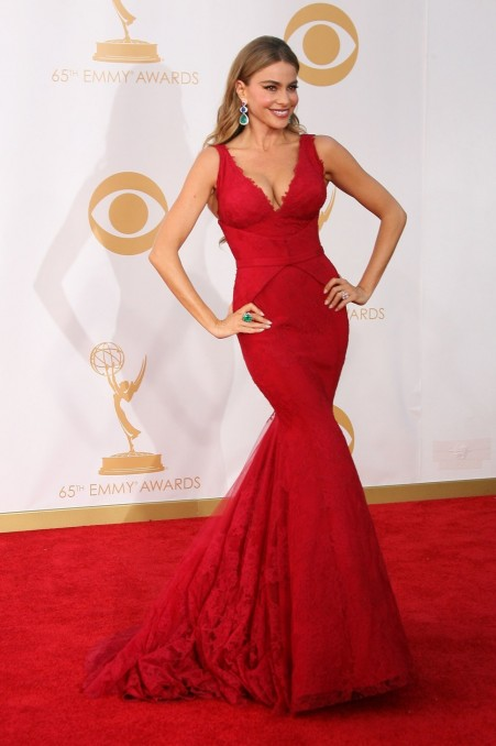 Best Dressed Celebrities Emmy Emmy Award Dresses
