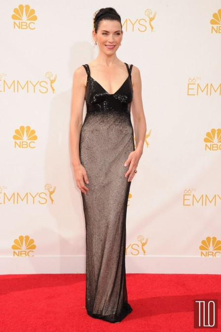 Julianna Margulies Emmy Awards Narciso Rodriguez Red Carpet Tom Lorenzo Site Tlo Emmy Award Dresses