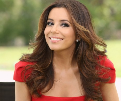 Eva Longoria Cute Smile