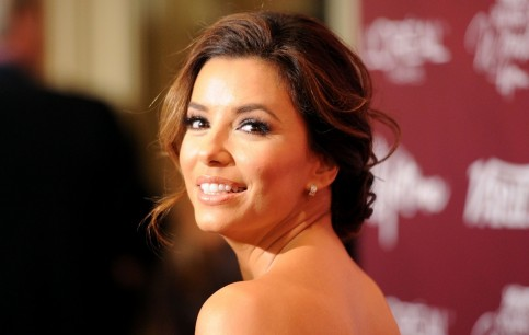 Eva Longoria Loves Life Commando