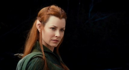 Le Hobbit La Desolation De Smaug Evangeline Lilly Hobbit