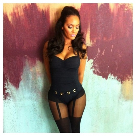 Evelyn Lozada La Scandaleuse Sexy