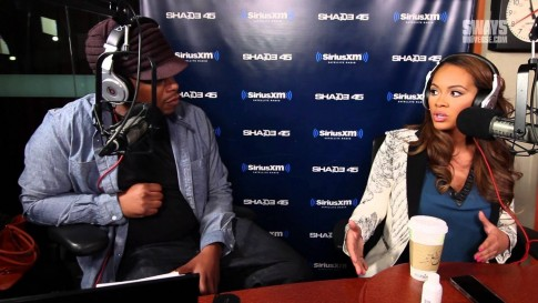 Evelyn Lozada Talks Scars Books Age Defying Drinks On Sway In The Morning Evelyn Book