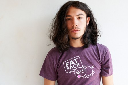 Ezra Miller Handsome Face Wallpaper Hd