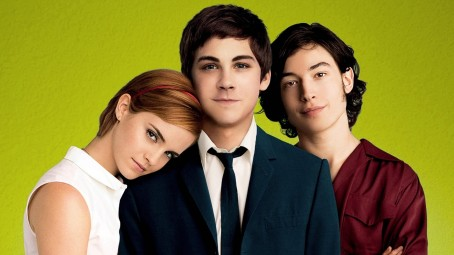 Logan Lerman Ezra Miller Emma Watson Stephen Chbos Perks Of Being Wallflower