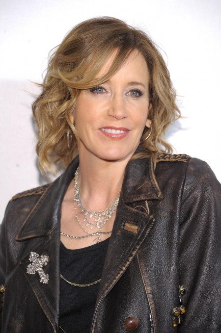 Felicity Huffman At Event Of Trust Me Large Picture