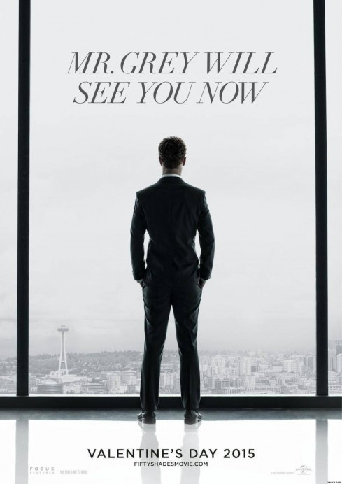 Fifty Shades Of Grey Fifty Shades Of Grey Poster Art Poster