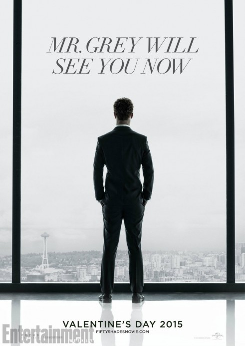 Fifty Shades Of Grey Poster Poster