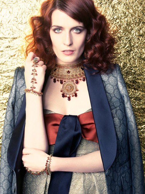 Florence And The Machine Marie Claire Fashion