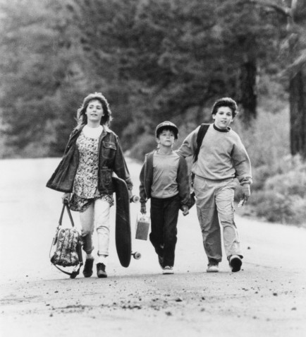 Still Of Fred Savage Luke Edwards And Jenny Lewis In The Wizard