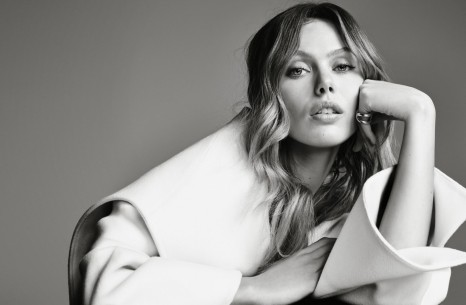 Frida Gustavsson By Hasse Nielsen Carte Blanche Vogue Germany December Editorial