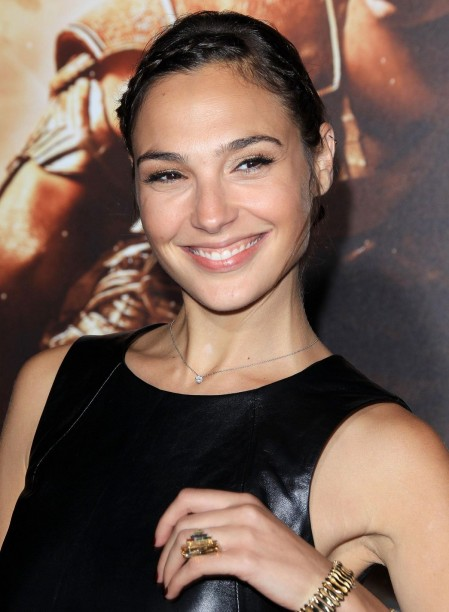Gal Gadot At The Riddick Premiere In Westwood