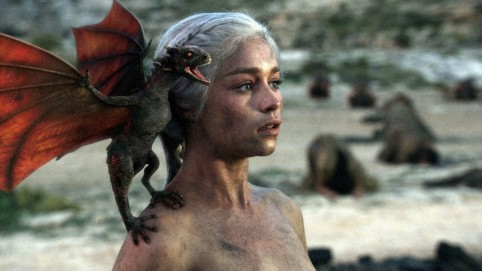 Game Of Thrones Daenerys Targaryen Full Hd Wallpaper Hot