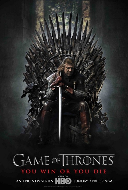 Game Of Thrones Xlg Tv
