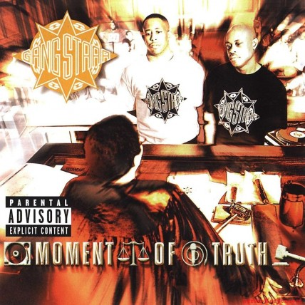 Gangstarr Moment Of Truth Albums