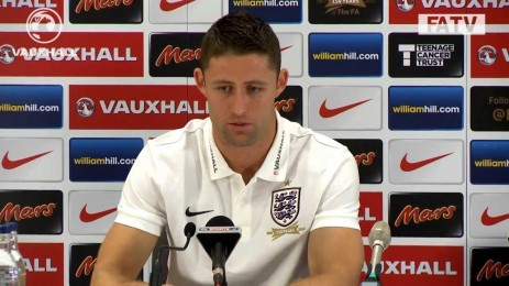 Gary Cahill Hart Will Silence His Critics Press Conference Before England Moldova