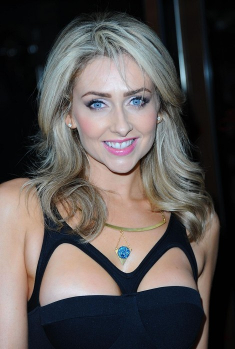 Gemma Merna At Lbd Plan Launch Party In London Splash