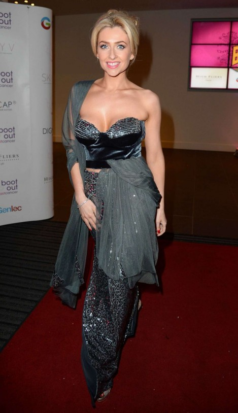 Gemma Merna Breast Cancer Charity Event