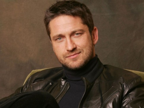 Gerard Butler Face Pictures Hot