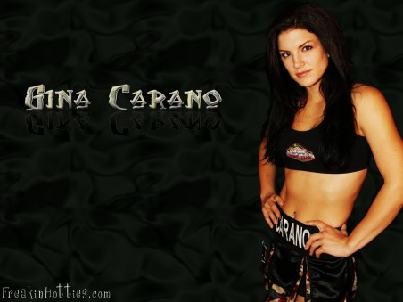 Gina Carano Hd Background Wallpaper