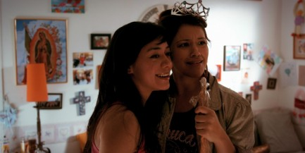 Still Of Aimee Garcia And Gina Rodriguez In Go For It Large Picture