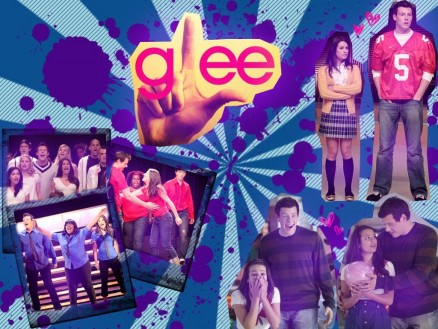 Wallpaper Glee Bem Abstrato Wallpaper