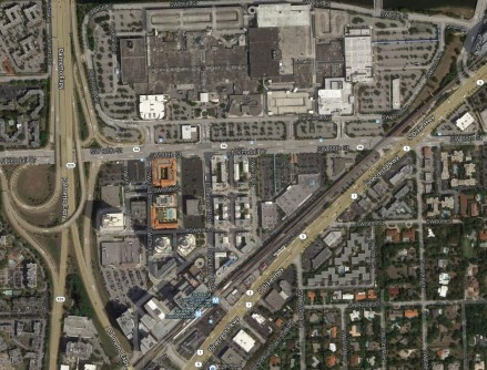 Multifamily Complex To Be Risen From Across Dadeland Mall
