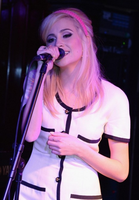 Pixie Lott Performs At Goldie Hawn Hosted Party In London
