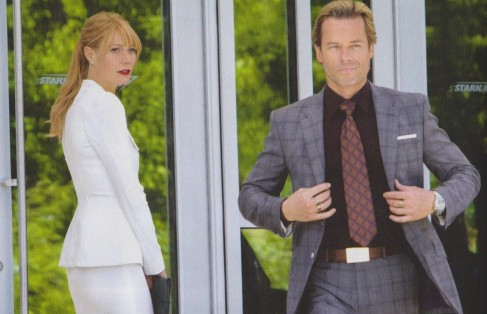Guy Pearce Gwyneth Paltrow Iron Man Iron Man