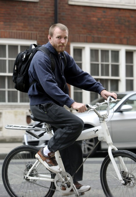 Guy Ritchie English Film Director And Producer Unseen Pictures