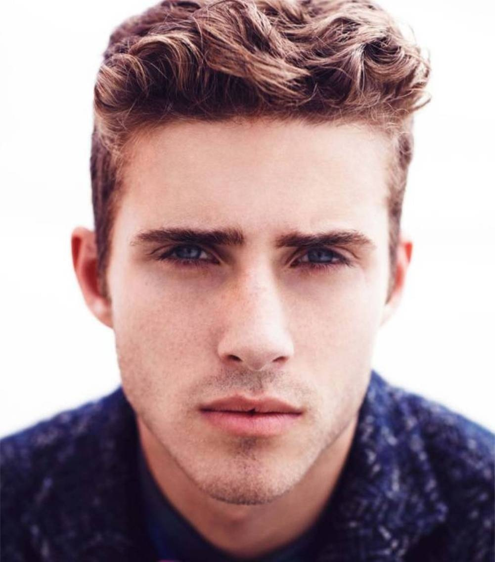 15 Best Hairstyles For Men With Thick Hair For 2016 Mens. Teen Boy Hairstyles  Wavy Thick Google Search My Style Pinterest. Best Haircut Style Page 204 Of  329 Women And Men Hairstyle
