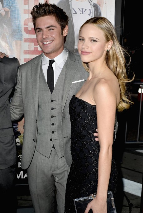 Zac Efron And Halston Sage At Event Of Neighbors Large Picture Bad Neighbours