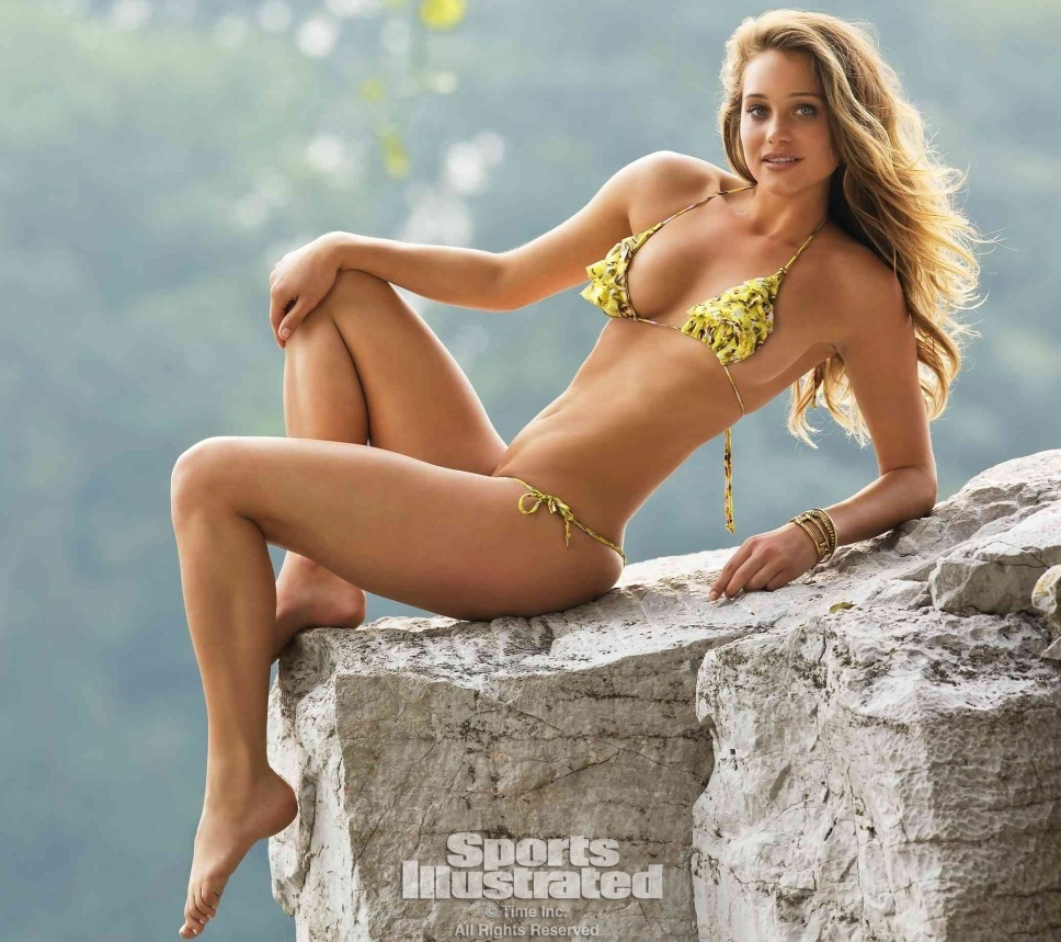 Full Hannah Davis Sports Illustrated
