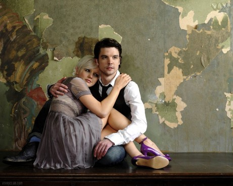 Andrew And Hannah Andrew Lee Potts And Hannah Spearritt