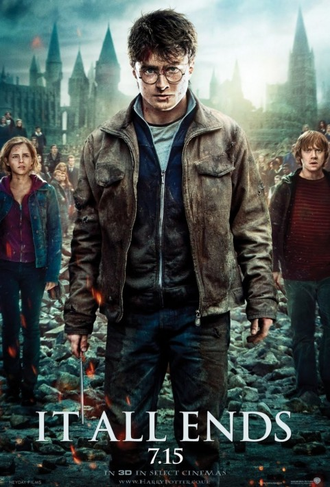Harry Potter And The Deathly Hallows Part New Movie