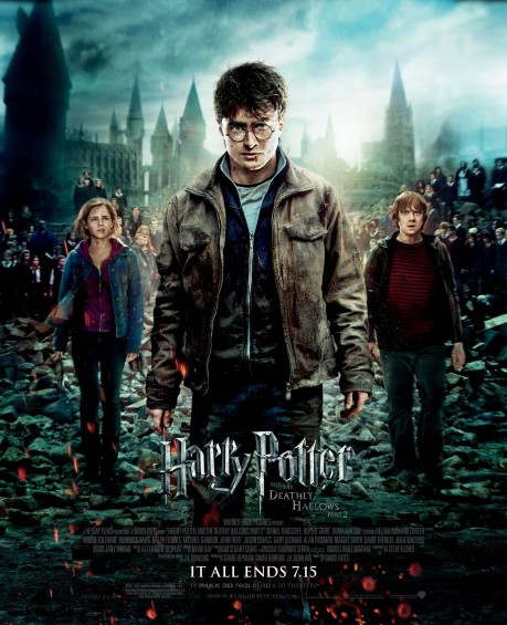 Harry Potter Deathly Hallows Part Final Poster