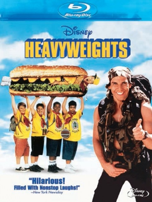 Heavyweights Bcover Movie