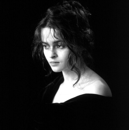 Black And White Helena Bonham Carter