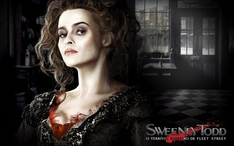 Helena Bonham Carter In Sweeney Todd Wallpaper Wallpaper