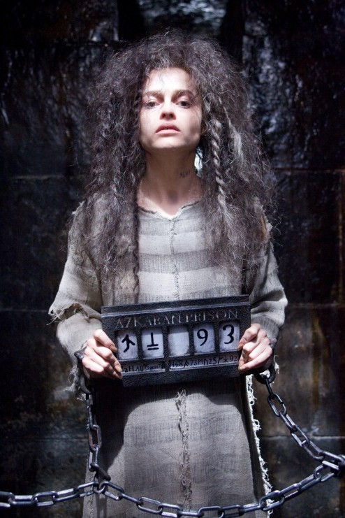 Picture Of Helena Bonham Carter In Harry Potter Si Ordinul Phoenix Large Picture Harry Potter