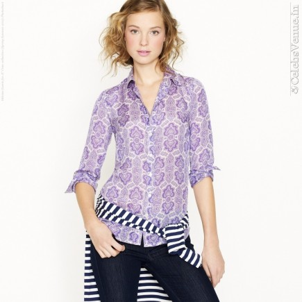 Heloise Guerin For Jc Crew Collection Spring Summ