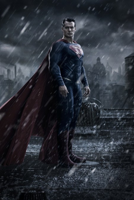 Superman Henry Cavill In Batman Superman Dawn Of Justice Superman